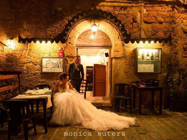 Il matrimonio di Loriana e Daniele a Piazza Armerina, Enna 2