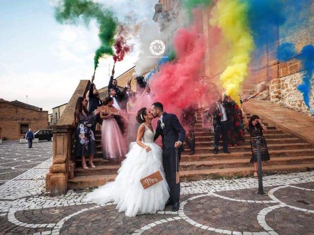Il matrimonio di Loriana e Daniele a Piazza Armerina, Enna 4