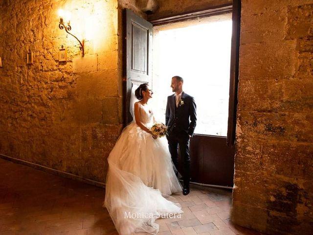 Il matrimonio di Loriana e Daniele a Piazza Armerina, Enna 6