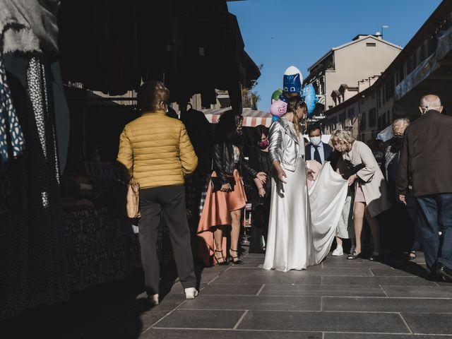 Il matrimonio di Maurizio e Federica a Campiglione Fenile, Torino 17