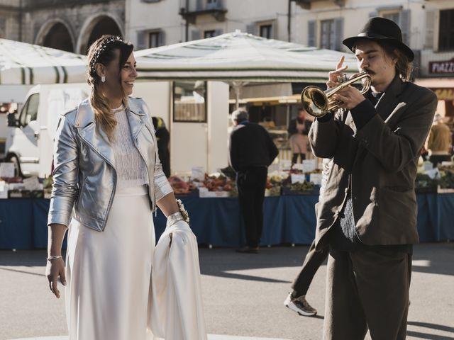 Il matrimonio di Maurizio e Federica a Campiglione Fenile, Torino 19