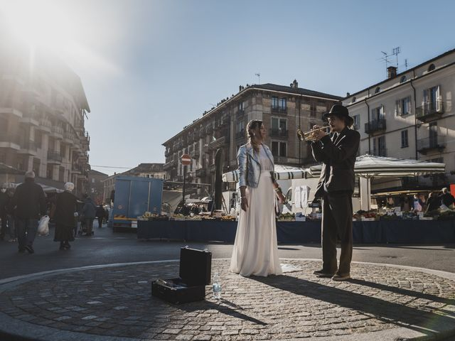 Il matrimonio di Maurizio e Federica a Campiglione Fenile, Torino 20