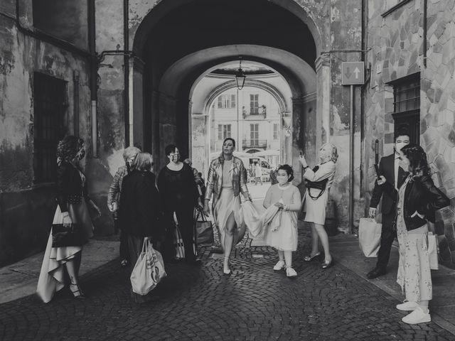 Il matrimonio di Maurizio e Federica a Campiglione Fenile, Torino 22