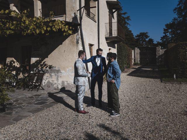 Il matrimonio di Maurizio e Federica a Campiglione Fenile, Torino 24