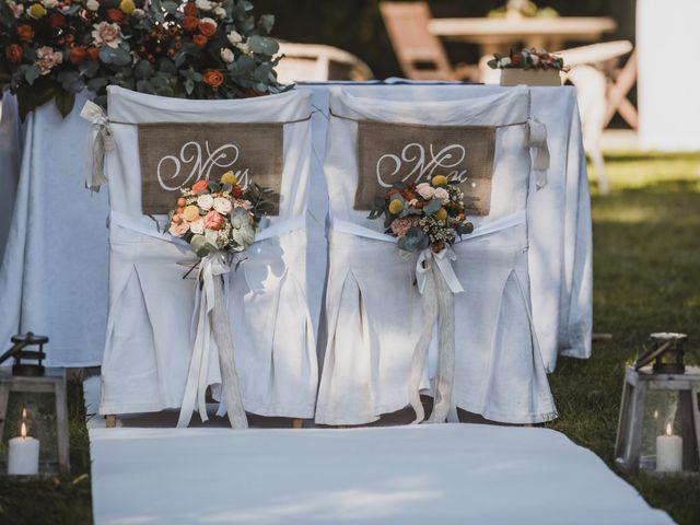 Il matrimonio di Maurizio e Federica a Campiglione Fenile, Torino 30