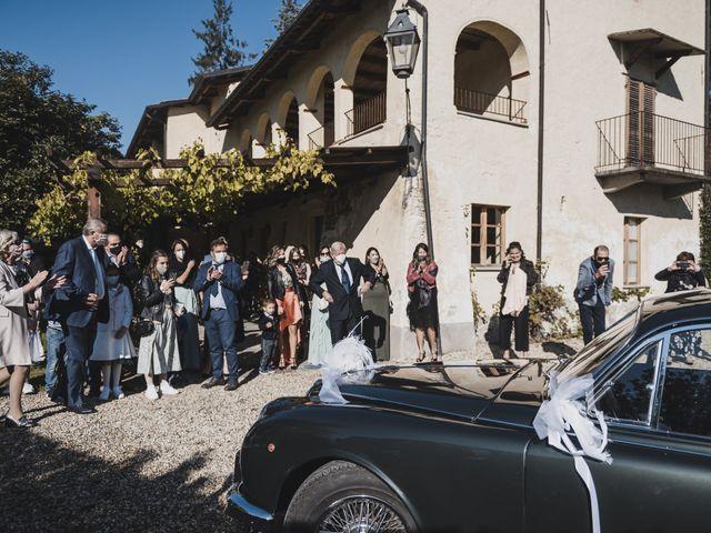 Il matrimonio di Maurizio e Federica a Campiglione Fenile, Torino 33