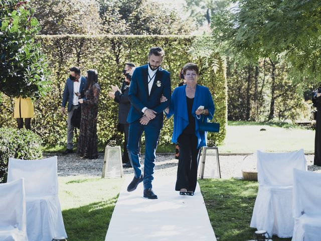 Il matrimonio di Maurizio e Federica a Campiglione Fenile, Torino 35