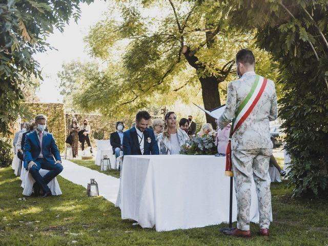 Il matrimonio di Maurizio e Federica a Campiglione Fenile, Torino 43
