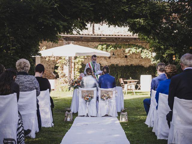Il matrimonio di Maurizio e Federica a Campiglione Fenile, Torino 48