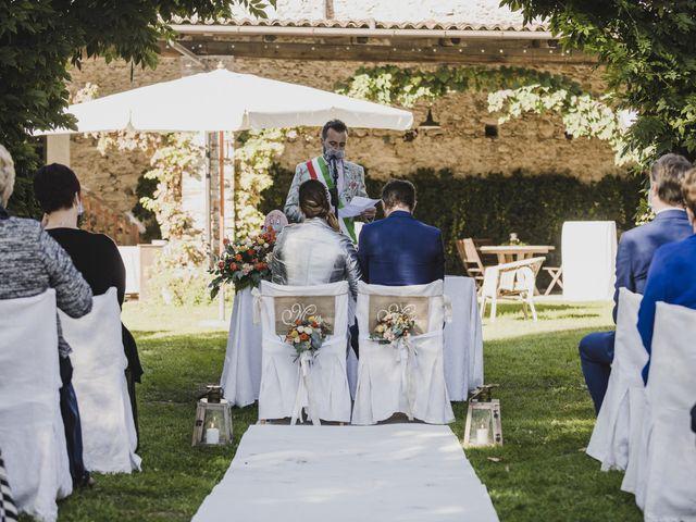 Il matrimonio di Maurizio e Federica a Campiglione Fenile, Torino 49