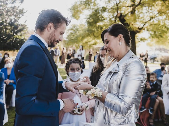 Il matrimonio di Maurizio e Federica a Campiglione Fenile, Torino 60