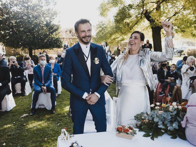 Il matrimonio di Maurizio e Federica a Campiglione Fenile, Torino 63