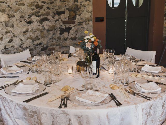 Il matrimonio di Maurizio e Federica a Campiglione Fenile, Torino 90