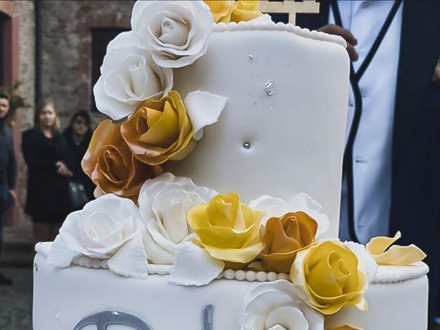 Il matrimonio di Maurizio e Federica a Campiglione Fenile, Torino 95