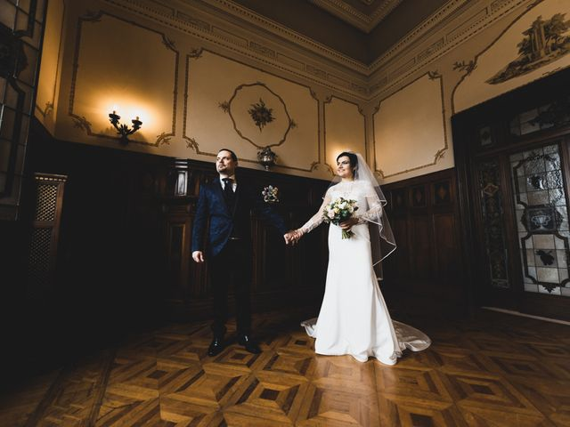 Le nozze di Milena e Stefano