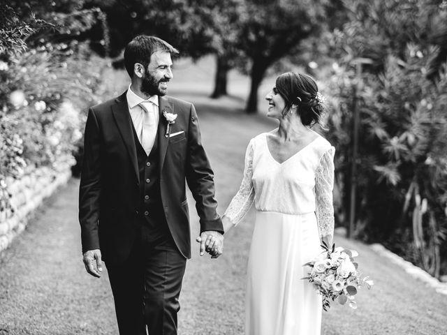 Le nozze di Anna e Giulio