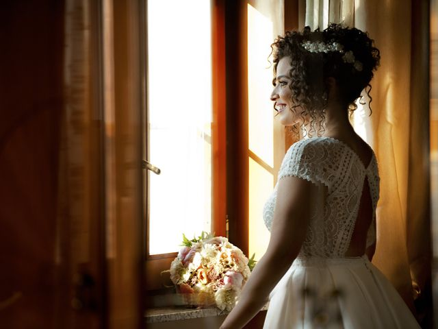 Il matrimonio di Andrea e Patrizia a Scorrano, Lecce 30