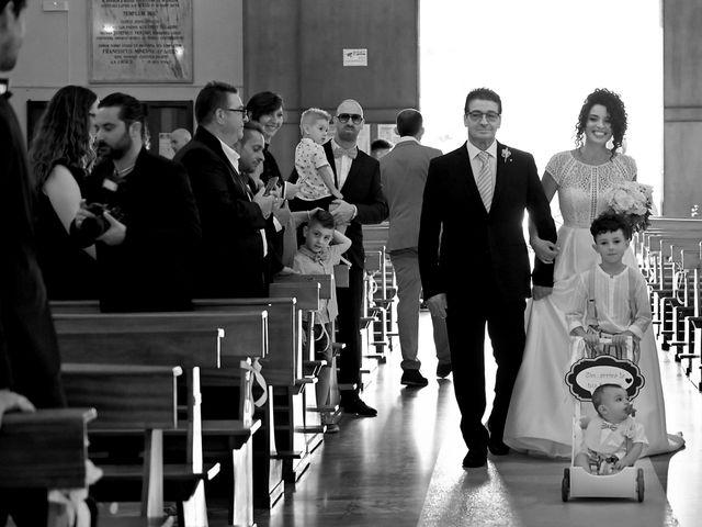 Il matrimonio di Andrea e Patrizia a Scorrano, Lecce 37