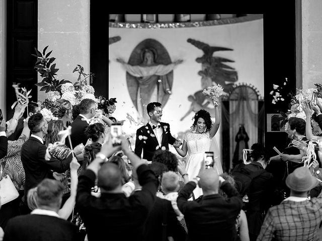 Il matrimonio di Andrea e Patrizia a Scorrano, Lecce 50