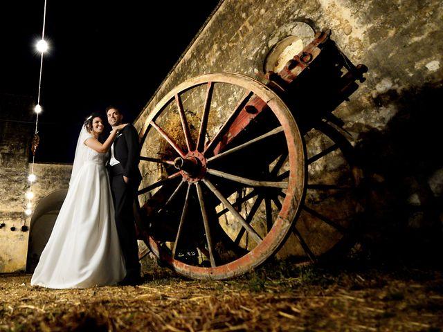 Il matrimonio di Andrea e Patrizia a Scorrano, Lecce 52