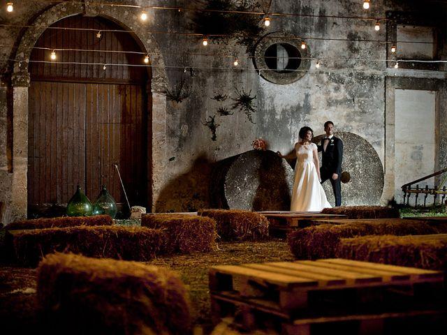 Il matrimonio di Andrea e Patrizia a Scorrano, Lecce 53