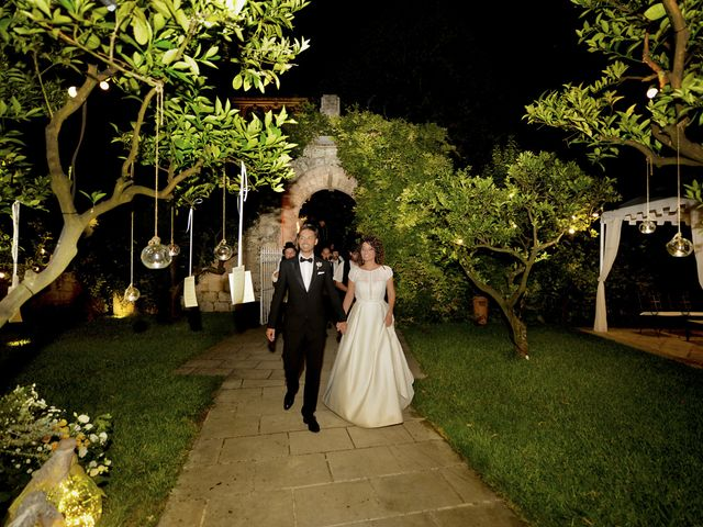 Il matrimonio di Andrea e Patrizia a Scorrano, Lecce 61
