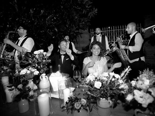 Il matrimonio di Andrea e Patrizia a Scorrano, Lecce 79