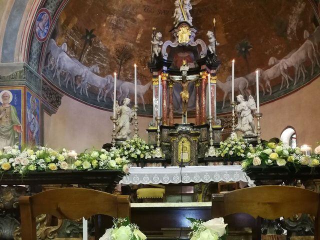 Il matrimonio di Rosario e Laura a Gallarate, Varese 10