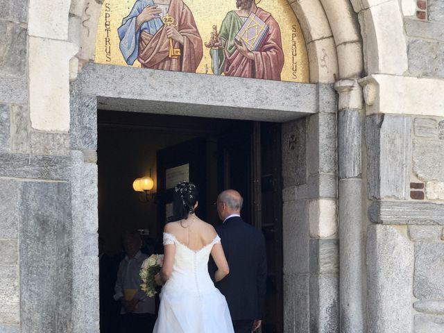 Il matrimonio di Rosario e Laura a Gallarate, Varese 12