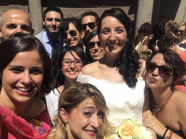 Il matrimonio di Rosario e Laura a Gallarate, Varese 14