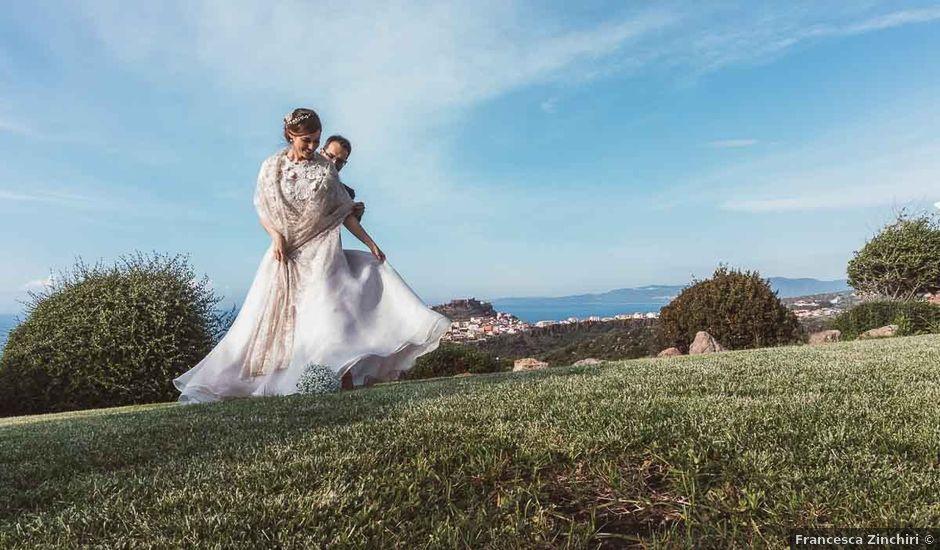 Il matrimonio di Alessio e Maria Paola a Tissi, Sassari
