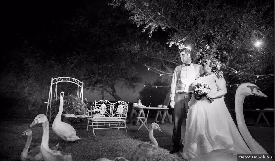 Il matrimonio di Ibrahim e Valentina a Bracciano, Roma