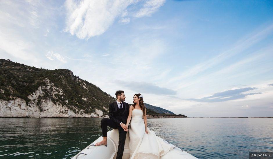 Il matrimonio di Gianluca e Angela a Cerignola, Foggia
