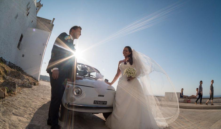Il matrimonio di Gian Luca e Adriana a Ostuni, Brindisi