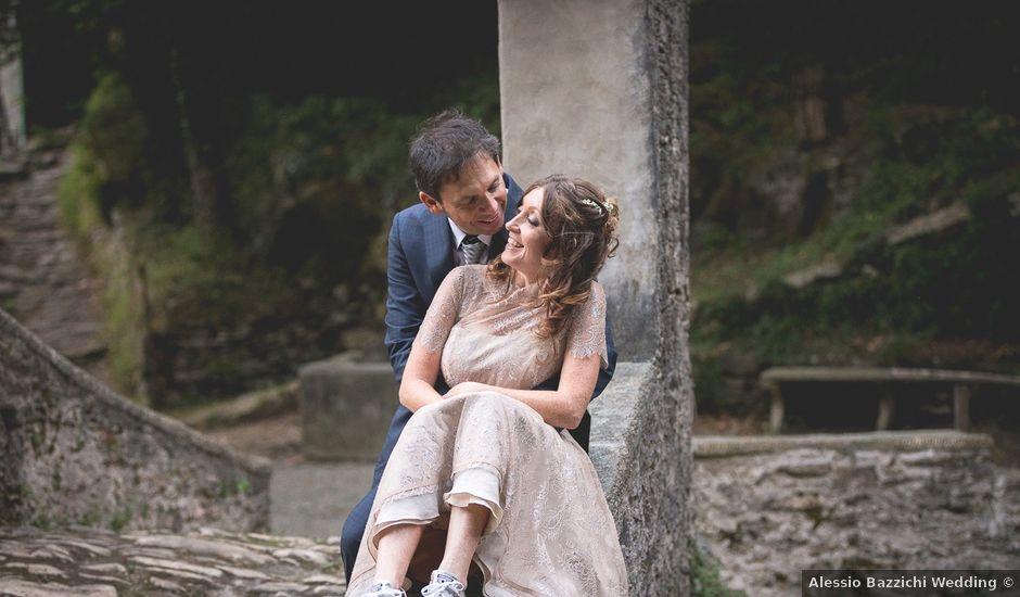 Il matrimonio di Luca e Marusca a Stazzema, Lucca