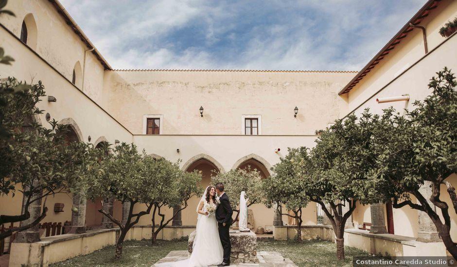Il matrimonio di Luca e Sophia a Fondi, Latina
