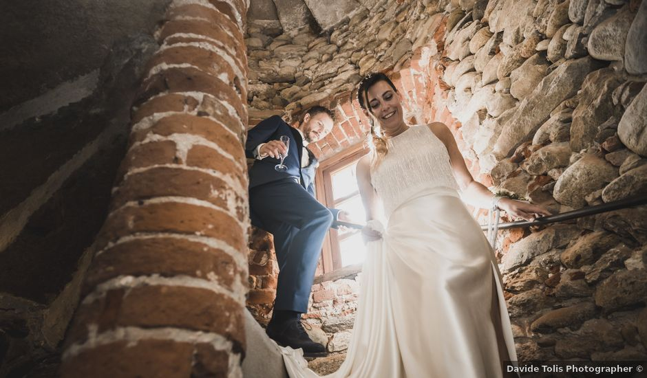 Il matrimonio di Maurizio e Federica a Campiglione Fenile, Torino