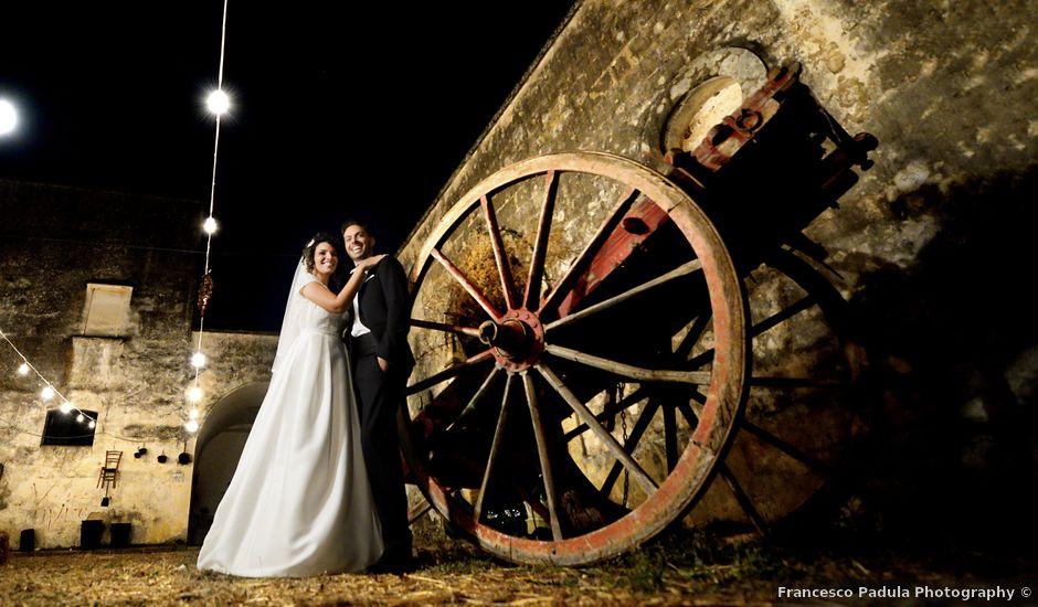 Il matrimonio di Andrea e Patrizia a Scorrano, Lecce