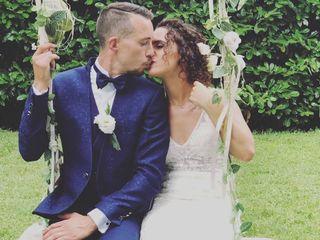 Le nozze di Roberta e Jacopo