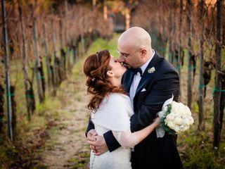 Le nozze di Marcella e Roberto