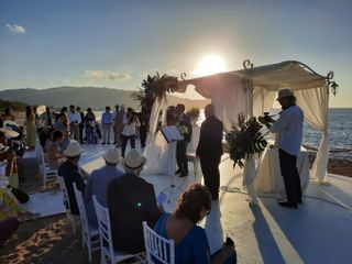 Le nozze di Sergio  e Chiara