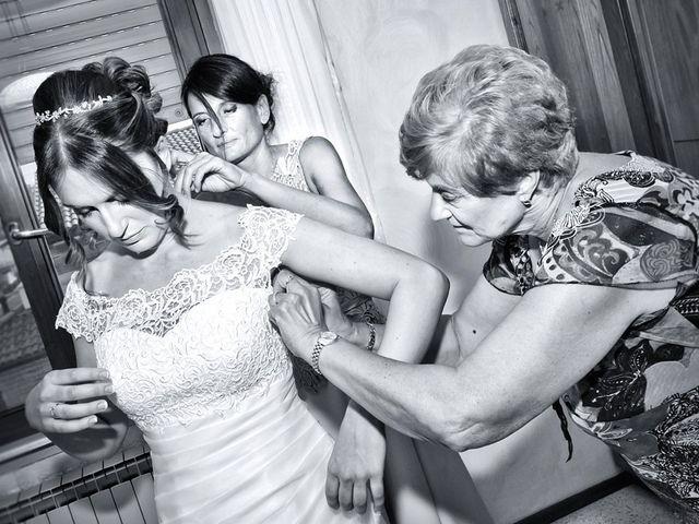 Il matrimonio di Ernesto e Lara a Zanica, Bergamo 6