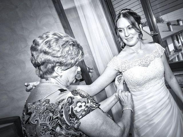 Il matrimonio di Ernesto e Lara a Zanica, Bergamo 7