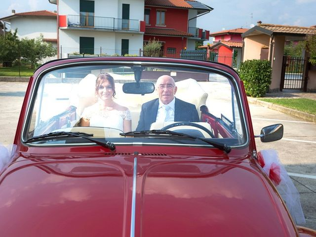 Il matrimonio di Ernesto e Lara a Zanica, Bergamo 16