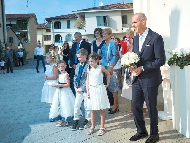 Il matrimonio di Ernesto e Lara a Zanica, Bergamo 18