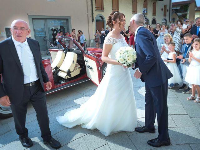 Il matrimonio di Ernesto e Lara a Zanica, Bergamo 20