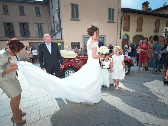 Il matrimonio di Ernesto e Lara a Zanica, Bergamo 21