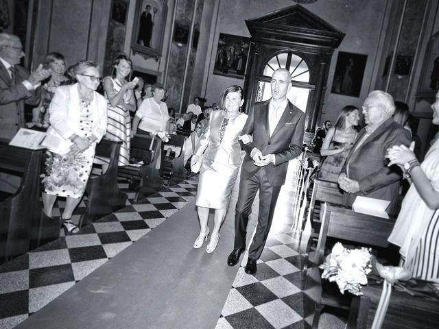 Il matrimonio di Ernesto e Lara a Zanica, Bergamo 22
