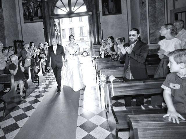 Il matrimonio di Ernesto e Lara a Zanica, Bergamo 24