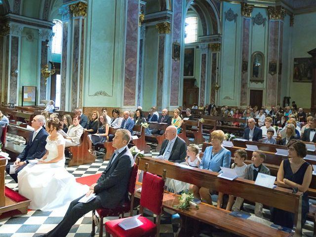 Il matrimonio di Ernesto e Lara a Zanica, Bergamo 25